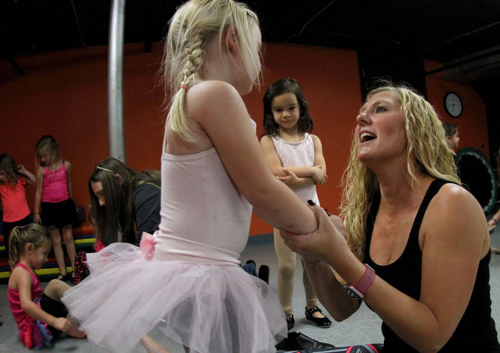 25 years of being Miss Tammy – Moline dance studio.