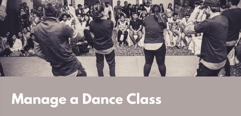 Manage a Dance Class